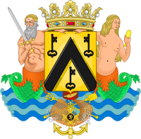 Coat of arms of Ostend