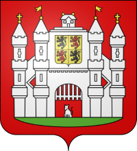 Coat of arms of Mons