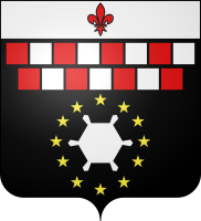Coat of arms of Charleroi