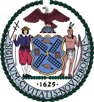 Seal of City of New York