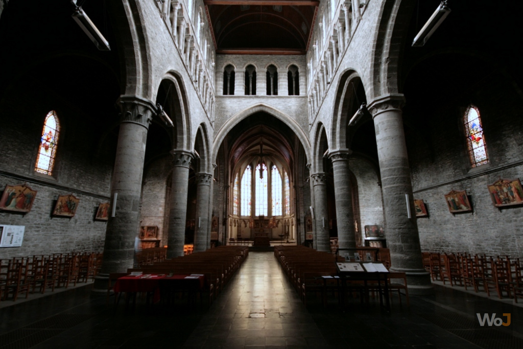 Saint-Jacques Church of Tournai